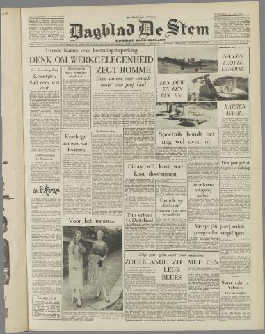 de Stem 1957-10-16