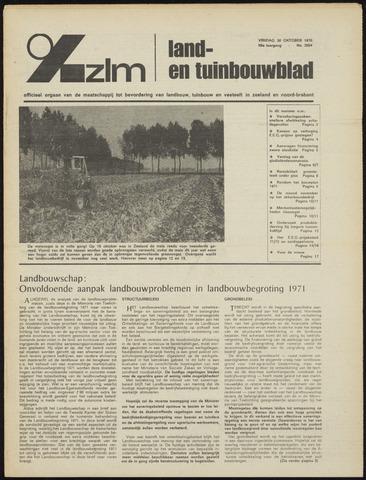 Zeeuwsch landbouwblad ... ZLM land- en tuinbouwblad 1970-10-28