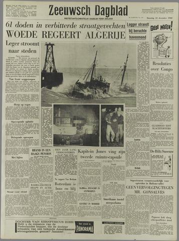 Zeeuwsch Dagblad 1960-12-12
