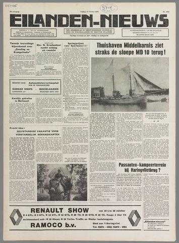 Eilanden-nieuws. Christelijk streekblad op gereformeerde grondslag 1980-10-10