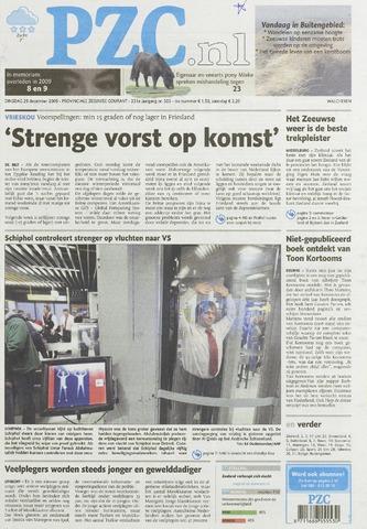 Provinciale Zeeuwse Courant 2009-12-29