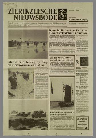 Zierikzeesche Nieuwsbode 1985-09-30