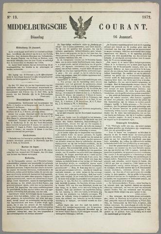 Middelburgsche Courant 1872-01-16