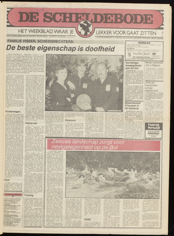 Scheldebode 1983-01-05