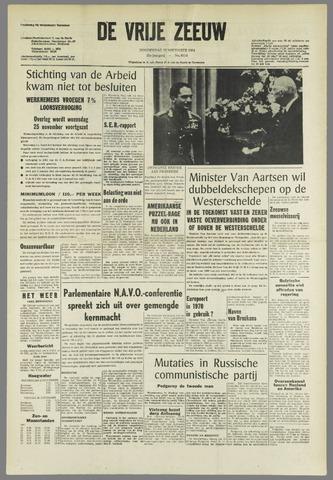 de Vrije Zeeuw 1964-11-19