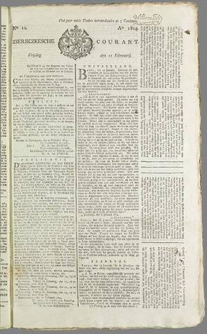 Zierikzeesche Courant 1814-02-11