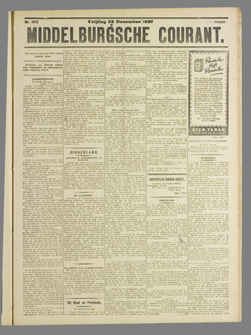 Middelburgsche Courant 1927-12-23