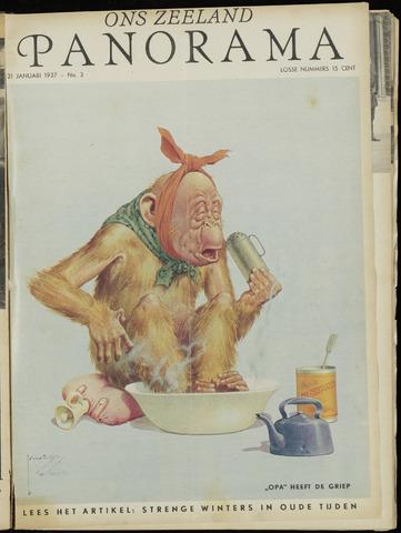 Ons Zeeland / Zeeuwsche editie 1937-01-21
