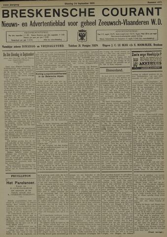 Breskensche Courant 1935-09-24