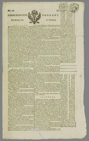 Middelburgsche Courant 1811-02-21