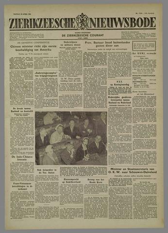 Zierikzeesche Nieuwsbode 1954-04-30