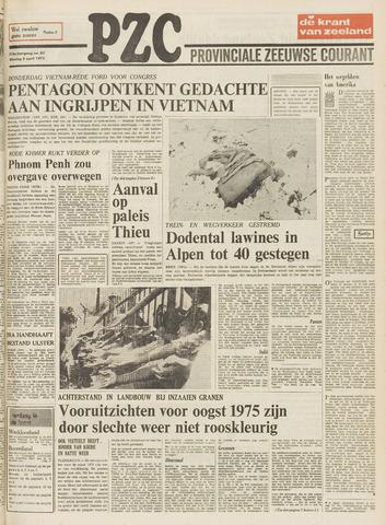 Provinciale Zeeuwse Courant 1975-04-08