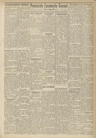Provinciale Zeeuwse Courant 1945-08-25