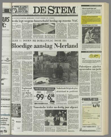 de Stem 1987-11-09