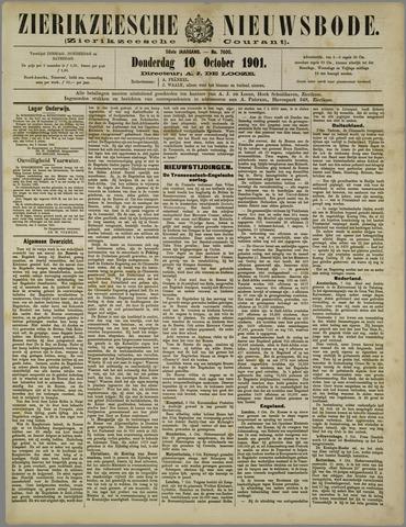 Zierikzeesche Nieuwsbode 1901-10-10