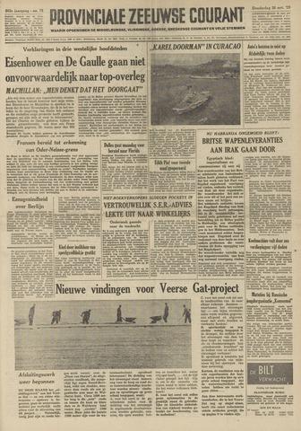 Provinciale Zeeuwse Courant 1959-03-26