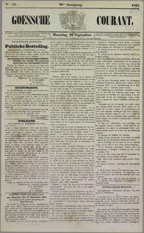 Goessche Courant 1861-09-16