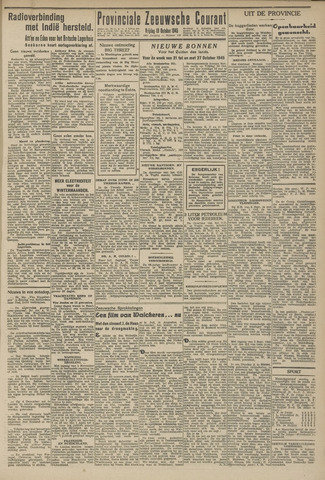Provinciale Zeeuwse Courant 1945-10-19