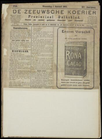 Zeeuwsche Koerier 1913