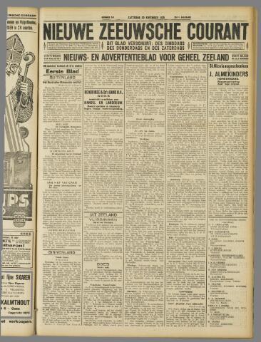 Nieuwe Zeeuwsche Courant 1929-11-30