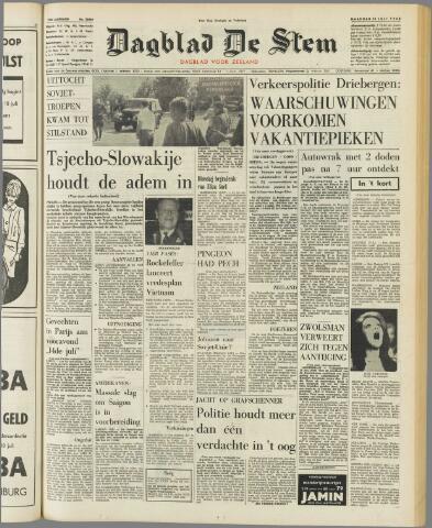 de Stem 1968-07-15