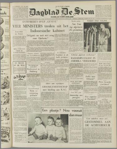 de Stem 1956-01-19