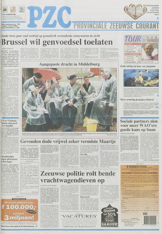 Provinciale Zeeuwse Courant 2000-07-14
