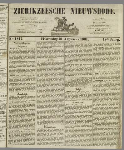 Zierikzeesche Nieuwsbode 1861-08-21
