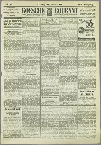 Goessche Courant 1932-03-21