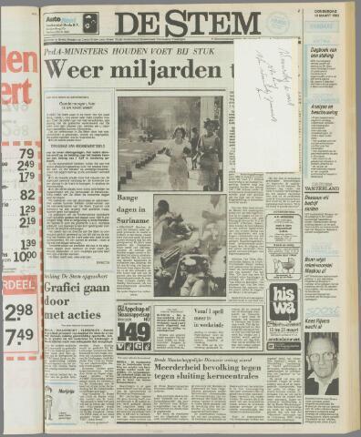 de Stem 1982-03-18