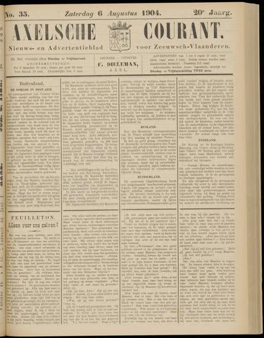 Axelsche Courant 1904-08-06