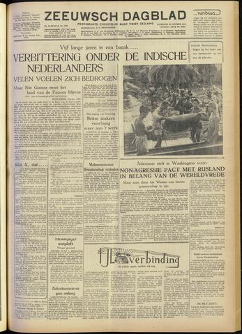 Zeeuwsch Dagblad 1954-10-30