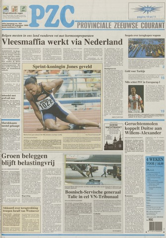 Provinciale Zeeuwse Courant 1999-08-26