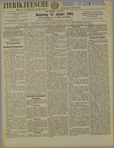 Zierikzeesche Nieuwsbode 1904-01-14