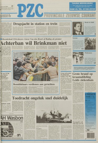 Provinciale Zeeuwse Courant 1994-04-06