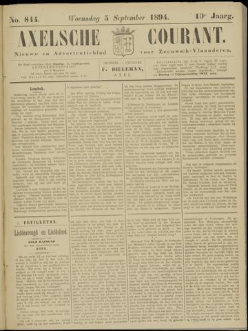 Axelsche Courant 1894-09-05