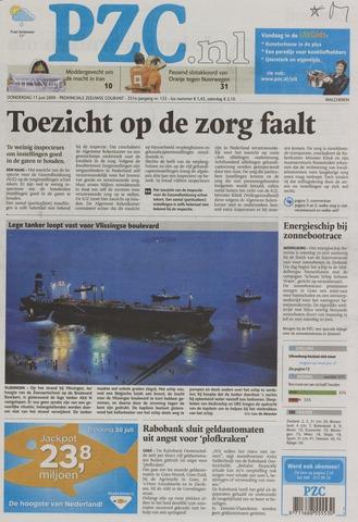 Provinciale Zeeuwse Courant 2009-06-11