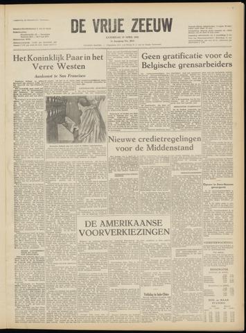 de Vrije Zeeuw 1952-04-19