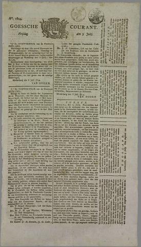 Goessche Courant 1824-07-09