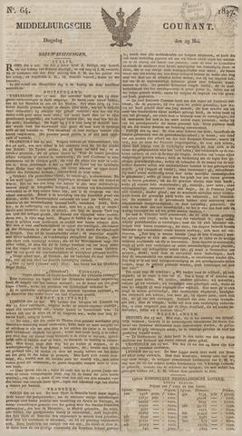 Middelburgsche Courant 1827-05-29