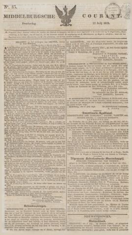 Middelburgsche Courant 1832-07-12