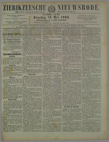 Zierikzeesche Nieuwsbode 1903-05-19