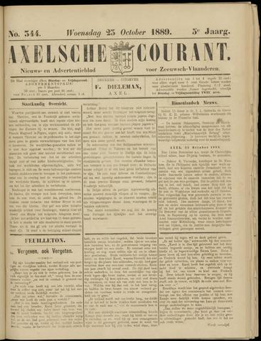 Axelsche Courant 1889-10-23