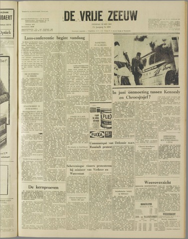 de Vrije Zeeuw 1961-05-16