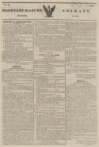 Middelburgsche Courant 1844-05-23