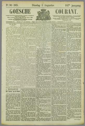 Goessche Courant 1915-08-03