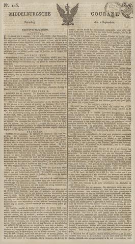 Middelburgsche Courant 1827-09-01