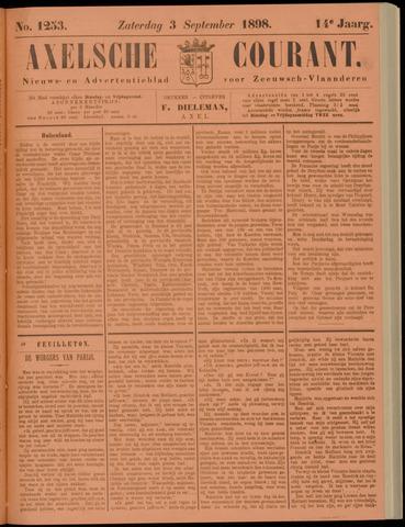 Axelsche Courant 1898-09-03