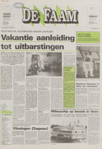de Faam en de Faam/de Vlissinger 1992-08-05