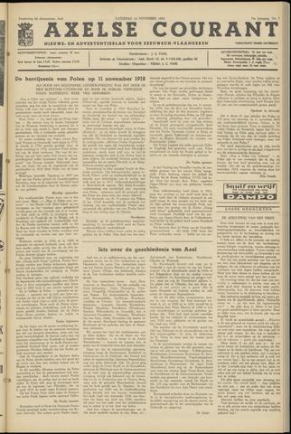 Axelsche Courant 1959-11-14